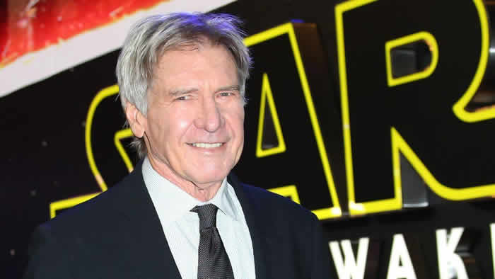 Harrison Ford hopes audiences don't reveal Star Wars spoilers