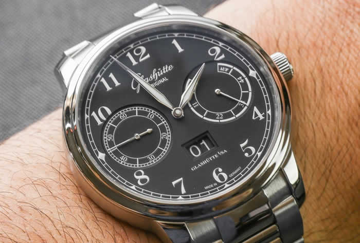 Glashütte Original Senator Observer Watch Review
