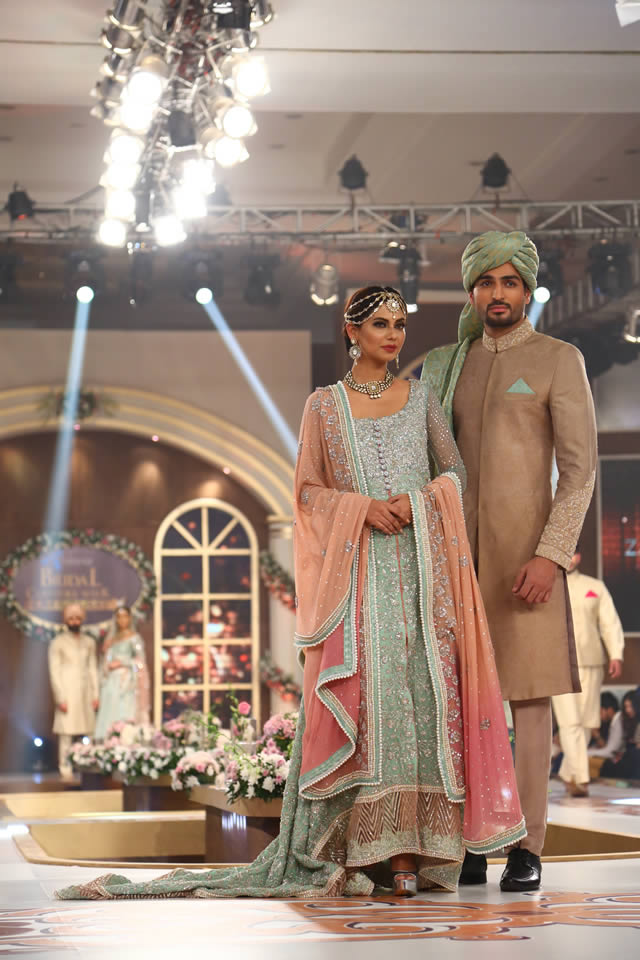 AQAASI-E-DHANAK COLLECTION BY ZAINAB CHOTTANI AT TBCW 2015
