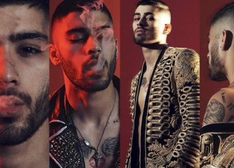 Zayn Malik Covers 'Paper' Magazine