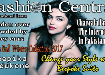 Fashion Central international November Issue 2016