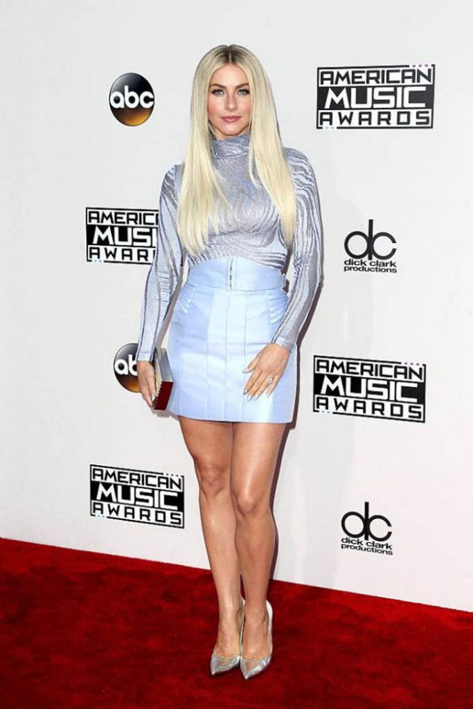 American Music Awards Red Carpet 2016