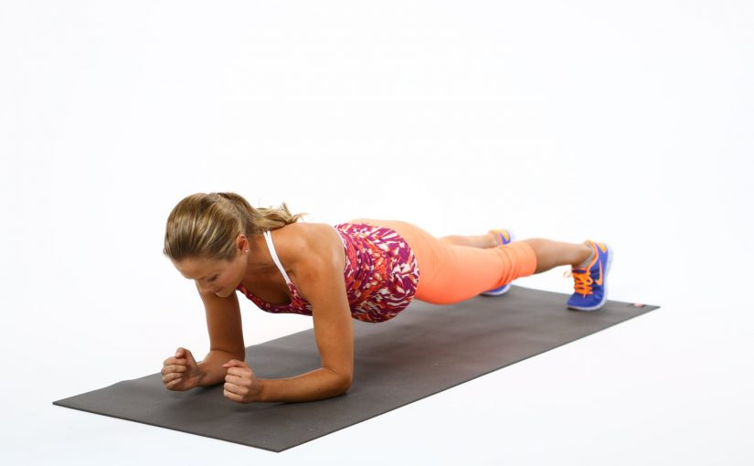 The Best Way to Do Plank