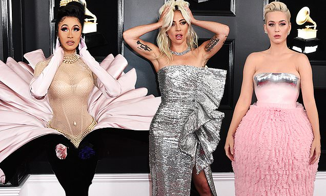 Grammy Awards Red Carpet: Battle of the Divas