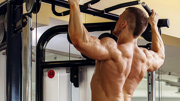 Power Up Your Pullups With This Small Tweak