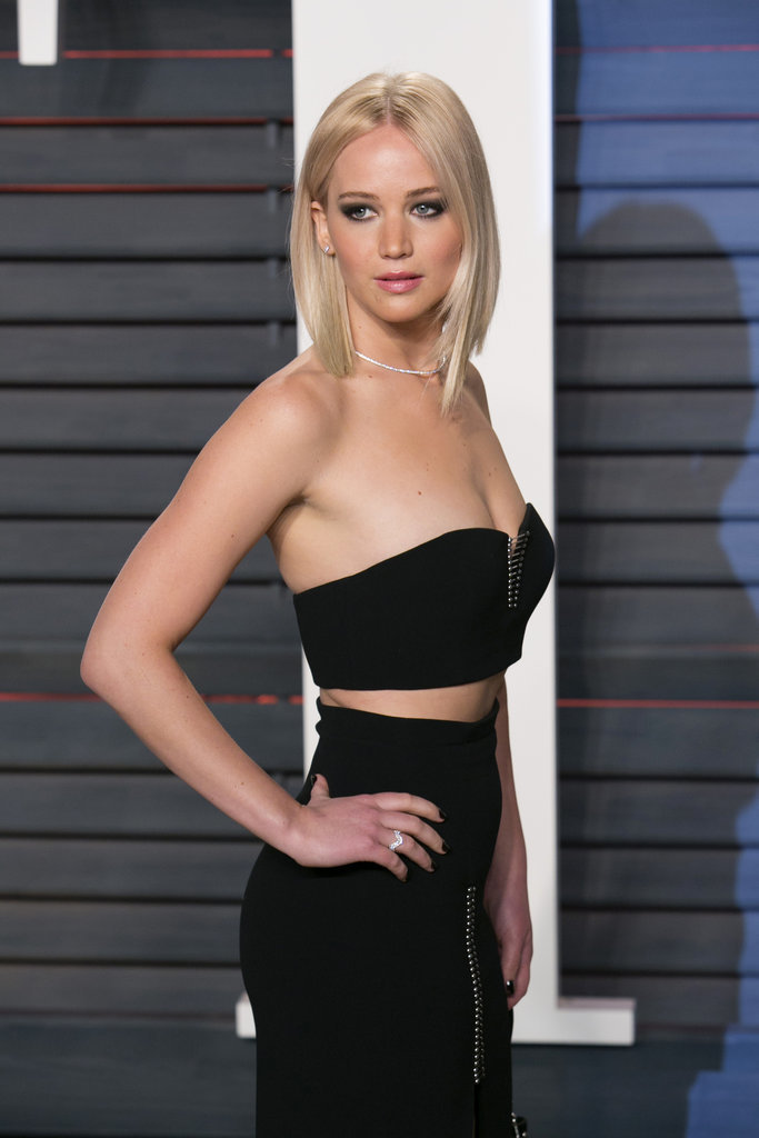 Jennifer Lawrence Wears the Breezy Patchwork Skirt You Need For Summer