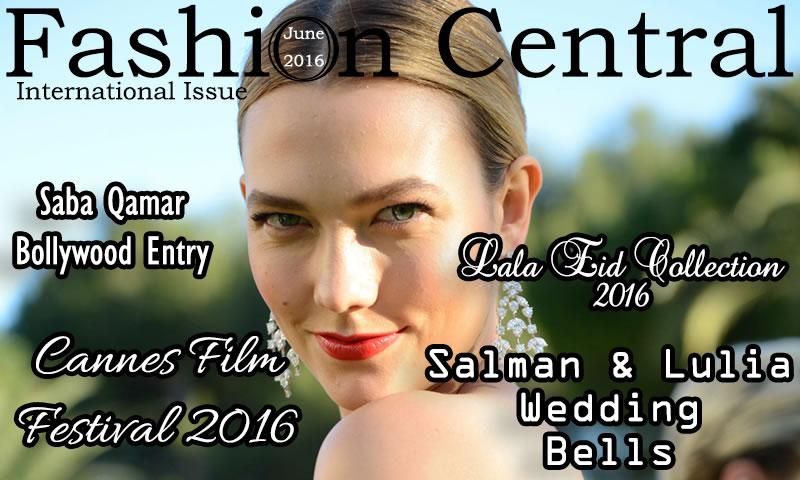 Fashion Central international June Issue 2016