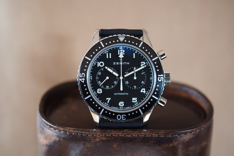 Zenith Heritage Cronometro Tipo CP-2 Watch
