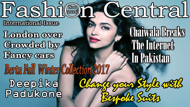 Fashion Central international November Issue 2016