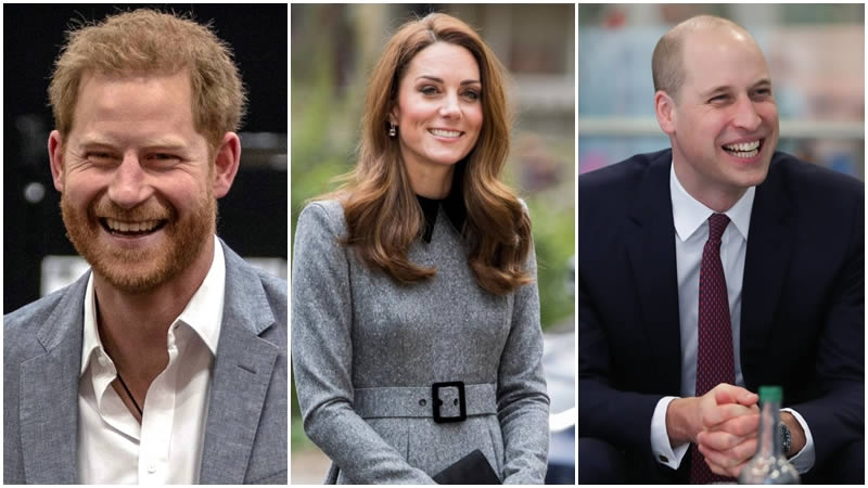 Prince Harry Texted Sister-In-Law Kate